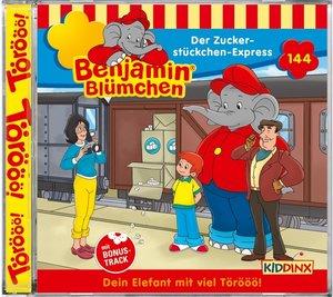 Benjamin Blümchen - Der Zuckerstückchen-Express