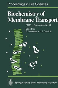 Biochemistry of Membrane Transport
