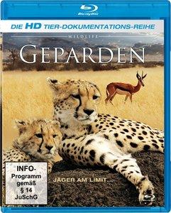 Geparden Blu-ray (Die HD Tier Dokumentations-Reihe