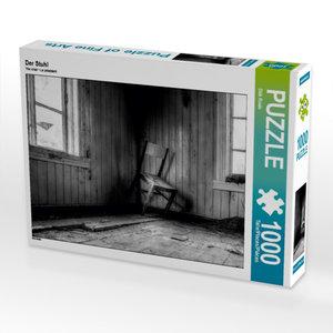 Der Stuhl 1000 Teile Puzzle quer