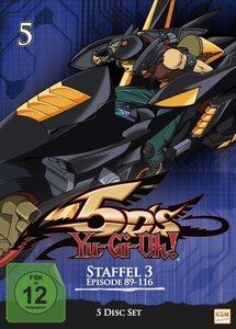 Yu-Gi-Oh! 5D\'s - Staffel 3.2: Episode 89-116