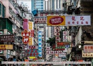 HONGKONG Skyline und Stadtleben