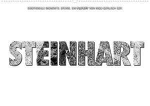 Emotionale Momente: Steinhart (Posterbuch DIN A2 quer)