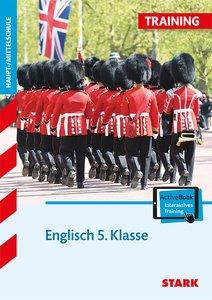 Training Hauptschule - Englisch Grundwissen 5. Klasse + ActiveBo