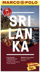 Sri Lanka Marco Polo Pocket Guide