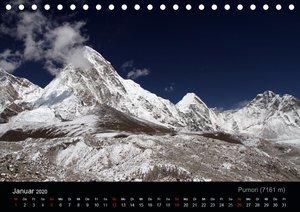 Die schönsten Berge des Khumbu Himal
