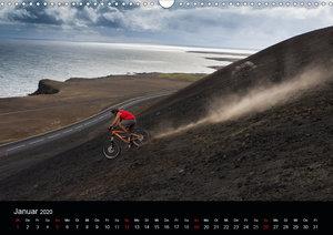 BIKE ISLAND (Wandkalender 2020 DIN A3 quer)