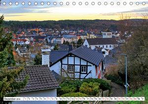 Mechernich - Die Stadt und Sehenswertes aus der Region (Tischkal