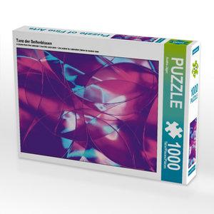 Tanz der Seifenblasen 1000 Teile Puzzle quer