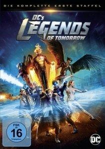 DC Legends of Tomorrow - Straffel 1