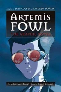 Artemis Fowl, The Graphic Novel