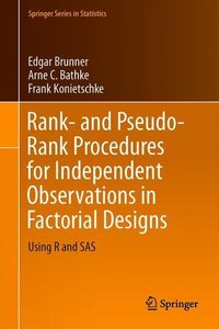 Rank- and Pseudo-Rank Procedures for Independent Observations in