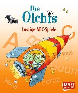 Die Olchis - Lustige ABC-Spiele
