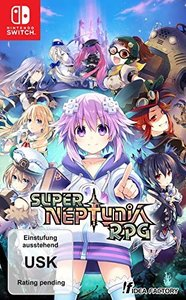 Super Neptunia RPG (Nintendo Switch)