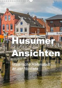 Husumer Ansichten, malerische Hafenstadt an der Nordsee