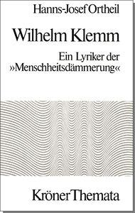 Wilhelm Klemm
