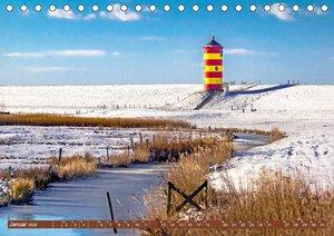 Ostfrieslands Liebling (Tischkalender 2019 DIN A5 quer)