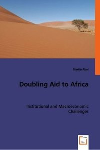 Doubling Aid to Africa