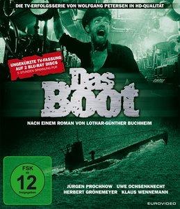 Das Boot-TV-Serie (Blu-ray)