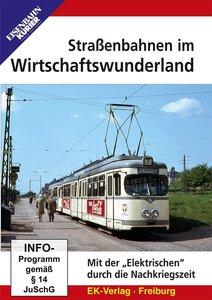 Straßenbahnen im Wirtschaftswunderland