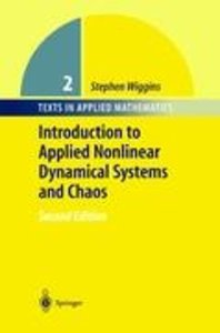 Introduction to Applied Nonlinear Dynamical Systems and Chaos