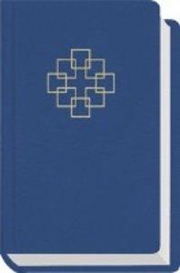 Evangelisches Gesangbuch für Hessen und Nassau. B Blau Einfache