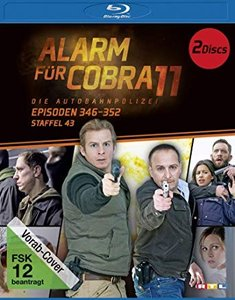 Alarm für Cobra 11-Staffel 43 BD