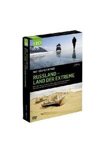 Russland - Land der Extreme, 2 DVDs