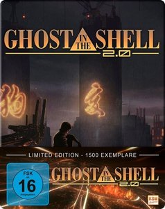 Ghost in the Shell 2.0 - Movie 2, 1 Blu-ray