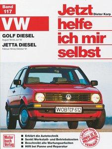 VW Golf Diesel II (83-92)/Jetta Diesel (84-91)