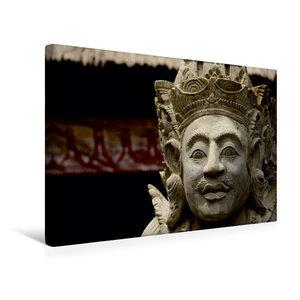 Premium Textil-Leinwand 45 cm x 30 cm quer Gottheit auf Bali
