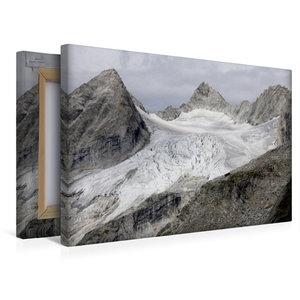 Premium Textil-Leinwand 45 cm x 30 cm quer Reichenspitzgruppe