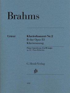 Klavierkonzert Nr. 2 B-dur op. 83