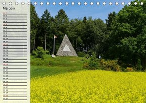 Zauberhafte Gemeinde Rosengarten (Tischkalender 2019 DIN A5 quer