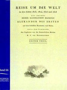 Reise um die Welt in den Jahren 1803-1806 auf den Schiffen Nades