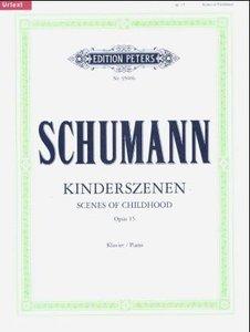 Kinderszenen op.15, Klavier