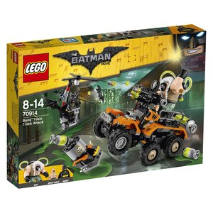 LEGO® Batman Movie 70914 - Der Gifttruck von Bane