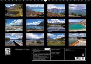 Neuseeland-Seen