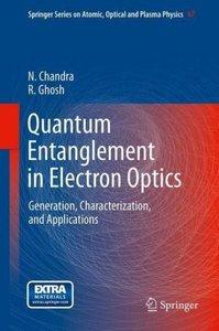 Quantum Entanglement in Electron Optics