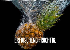 Erfrischend fruchtig (Wandkalender 2020 DIN A2 quer)