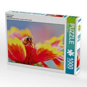 Ein Motiv aus dem Kalender naturnah 1000 Teile Puzzle quer