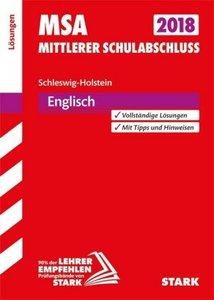 Mittlerer Schulabschluss Schleswig-Holstein - Englisch Lösungen