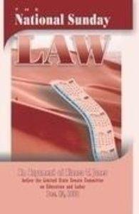 National Sunday Law