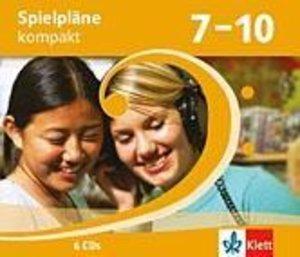 Spielpläne kompakt. 6 Audio-CDs