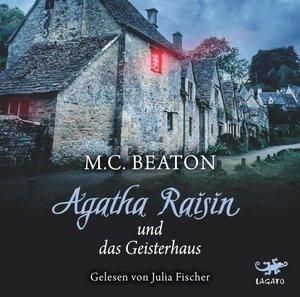 Agatha Raisin und das Geisterhaus, Audio-CD