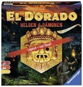 Wettlauf nach El Dorado Helden & Dämonen