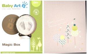Magic Box, Rund, Original - Display Box -