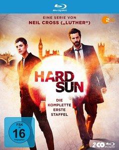 Hard Sun. Staffel.1, 2 Blu-ray