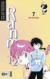 Ranma 1/2 Bd. 07. Die Schande
