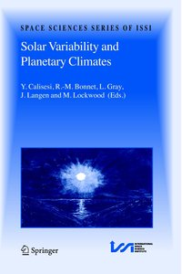 Solar Variability and Planetary Climates